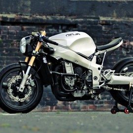 Huge Design - Ninja 750 by Huge Design