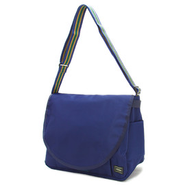 "HEAD PORTER - ""IVY"" SHOULDER BAG NAVY"
