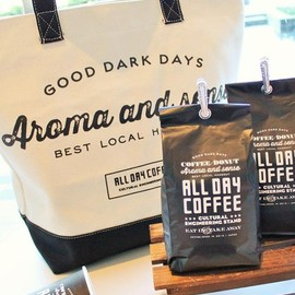 ALL DAY COFFEE - TOTE BAG