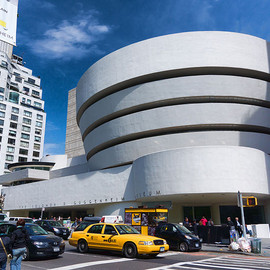 NEW YORK - The Guggenheim Museum (NYC)