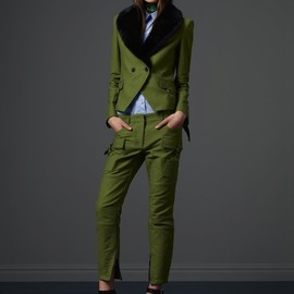DEREK LAM - Pre-Fall 2012 collection