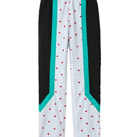 X-girl - HEART EASY PANTS