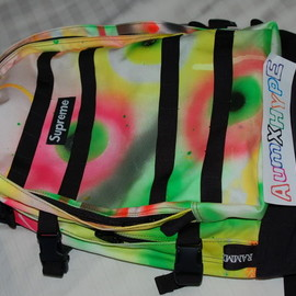 Supreme - Rammellzee Backpack
