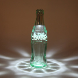 Coca-Cola - Coca-Cola bottle lamp by PASS THE BATON