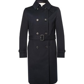 Mackintosh - Slim-Fit Double-Breasted Storm System® Wool Trench Coat
