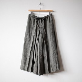 an one - キュロット #army green