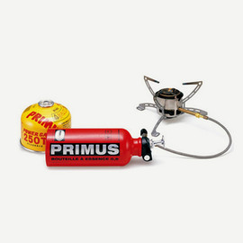 PRIMUS - PRIMUS MULTI FUEL SINGLE BURNER STOVE