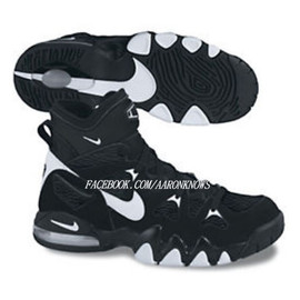 Nike - Air 2 Strong High Retro - Black/White
