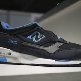 New Balance - 1500 Made in England - Navy/Cyan (FW 2012)