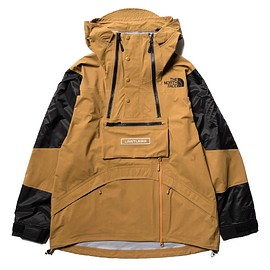 THE NORTH FACE, The North Face Black Series, Kazuki Kuraishi - Urban Gear Raincoat - British Khaki