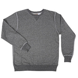 Archival Clothing - Men's Sweatshirt - Salt & Pepper
