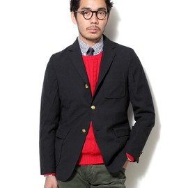BEAMS PLUS - BEAMS PLUS / 3ボタン ブレザー13A/W