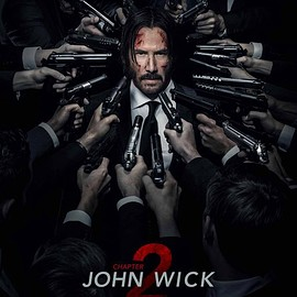 John Wick: Chapter 2 NYCC Poster