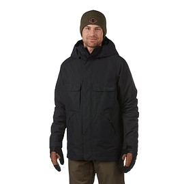 OAKLEY - LOOKOUT 2L GORE-TEX® INSULATED JACKET - Blackout