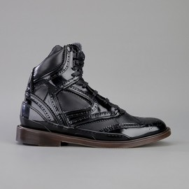 GIVENCHY - Hybrid ankle boot