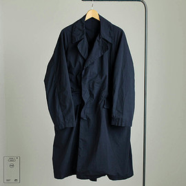 TEATORA - Device Coat [packable] #navy