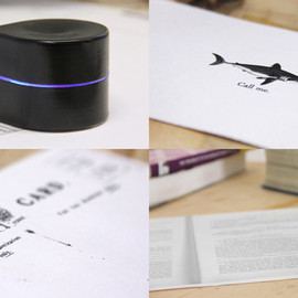 ZUtA Labs Ltd. - The Mini Mobile Robotic Printer