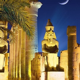 Egypt - The Temple of Luxor