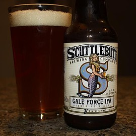 Scuttlebutt brewing - Gale Force India Style Pale Ale