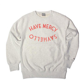 "SAYHELLO - Sweatshirts ""Have Mercy"""