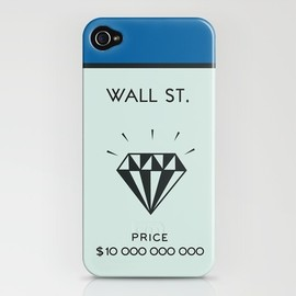 Society6 - Occupy Wall Street? iPhone Case by Aaron Thong | Society6