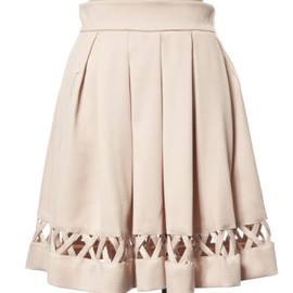 Honey mi Honey - Cut-out Skirt