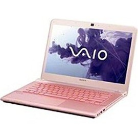 SONY - VAIO Eシリーズ14P (W8 64/Ci5/14WXGA/4G/BDXL/750G/WLAN/BT/Office) ピンク SVE14A28CJP