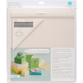 Martha Stewart - Martha Stewart Crafts Scoring Board and Envelope Tool