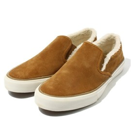 Keds - 【Keds(ケッズ)】MAIN SAIL Ⅱ SLIPON / GOLD