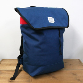 FREDRIK PACKERS - Light Weight Back Pack (M)Old navy × Red