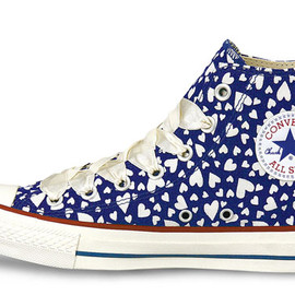 CONVERSE - ALL STAR® HEARTS HI navy