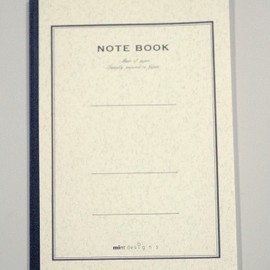 mintdesigns - NOTE BOOK