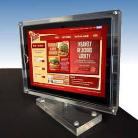 newPCgadgets & newMacgadgets - iPad 2 Countertop Display