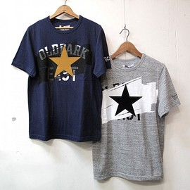 old park - Old Park East STAR TEE 通販 | Old Park 正規販売店 | FreeStrain
