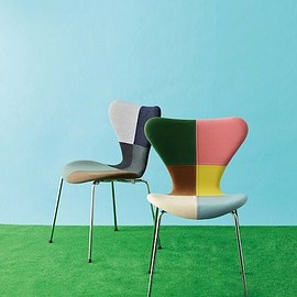 FRITZ HANSEN x MINA PERHONEN - chair