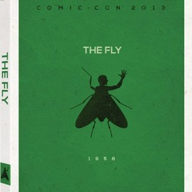 David Cronenberg - The Fly: Limited Edition Comic-Con 2013 Packaging [Blu-Ray]