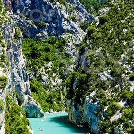 St Croix Lake: Les Gorges du Verdon, France