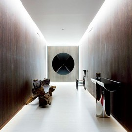 Yabu Pushelberg - Perry Street Apartment, New York