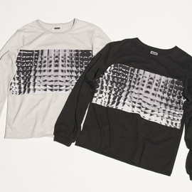 CYDERHOUSE - LONG SLEEVE T-SHIRTS-DIVISION