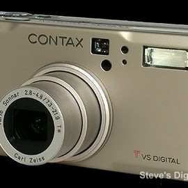 CONTAX - Click to take a QuickTime VR tour of the Contax TVS Digital