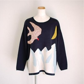 Marble SUD - BIRD SWEATER