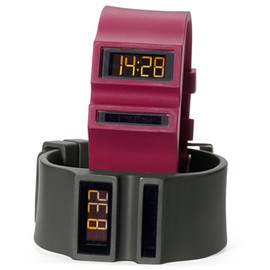 Sol - Watch (Pink) by Shin Azumi