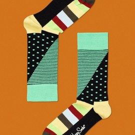 Happy Socks - Stripes & Dots 01