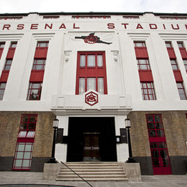 Highbury Stadium London