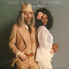 Leon & Mary Russell - Wedding Album