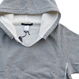 jigsaw - HEAVY WEIGHT PULL-OVER HOODY