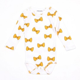 MINI RODINI - BOW LS BODY