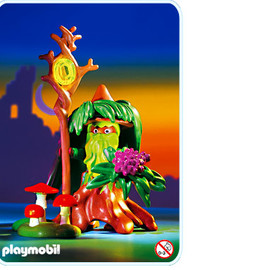 playmobil - 3898 Wurzelkobold(Tree Stump Goblin)