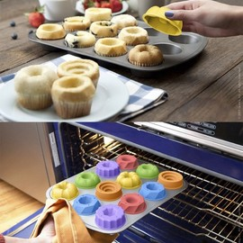 quirky - Bake Shapes - muffin toppers