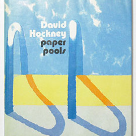 David HOCKNEY - Paper Pools
